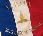 Drapeau du Comité de la Flamme
