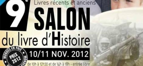 Image 9e SALON DU LIVRE D'HISTOIRE DE VERDUN