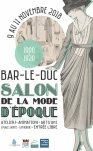 1900-1920 : SALON DE LA MODE D'ÉPOQUE