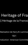 The Heritage of France