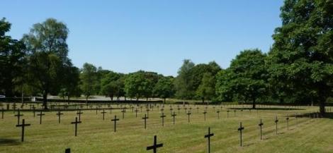 Le cimetière allemand de Gobessart - Verdun-Meuse.fr