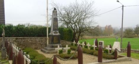 Image Les deux monuments de Vrigne-Meuse